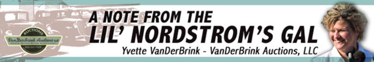 Vanderbrink Blog