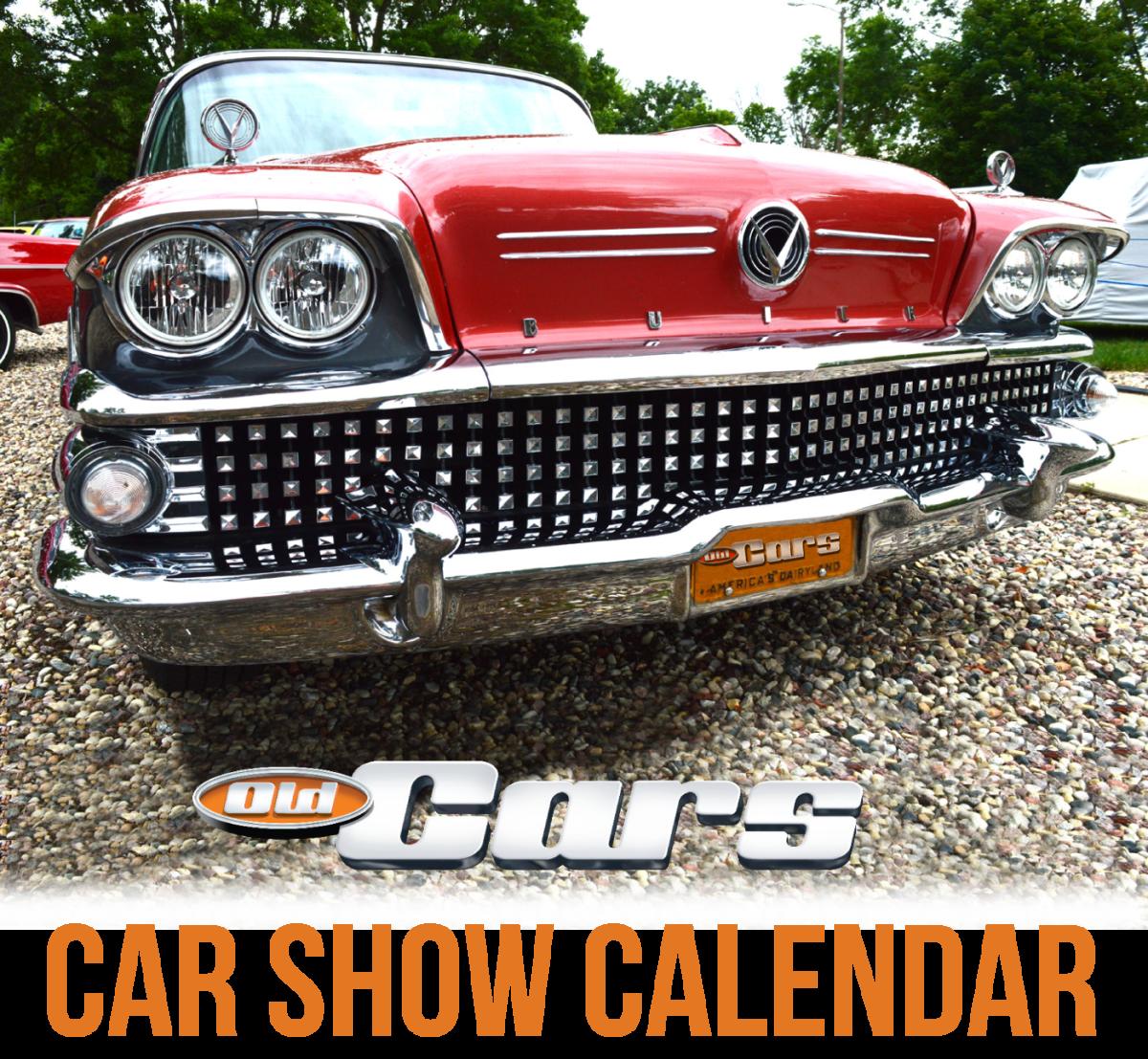Car Show Calendar2