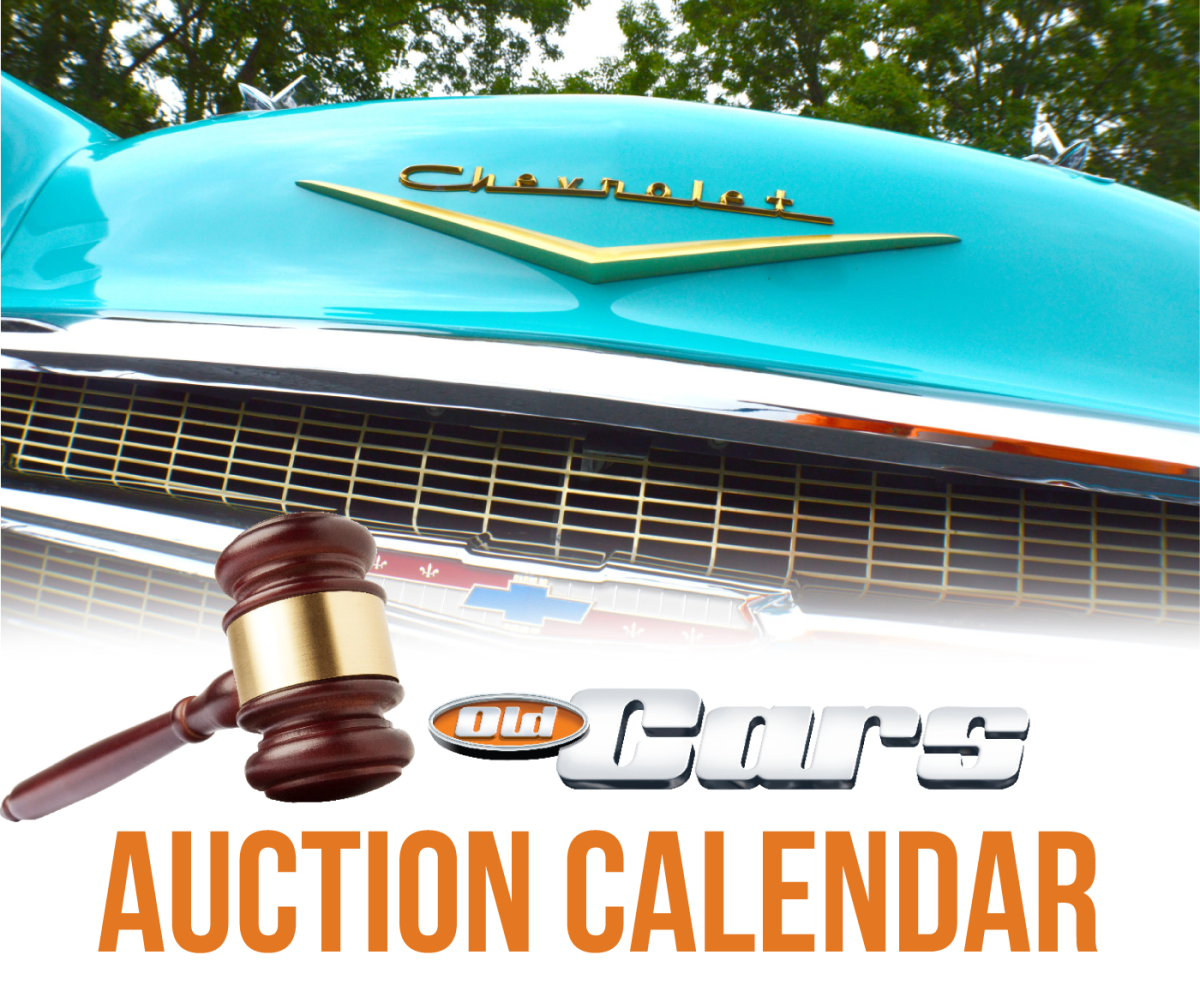 Auction Calendar