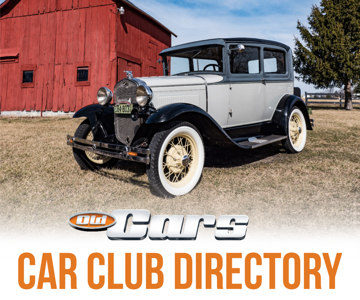 Car Club Directory