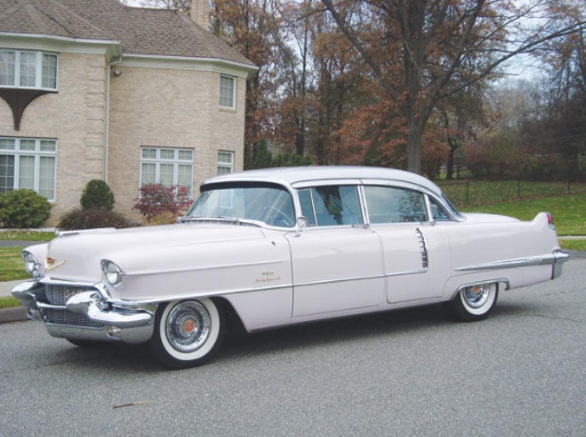 1956 Cadillac Sixty Special
