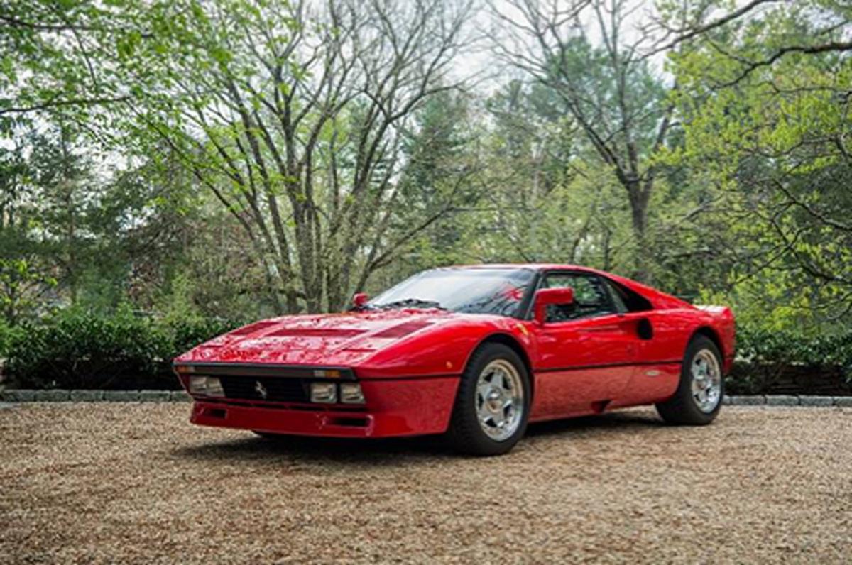 1985 Ferrari 288 GTO (Courtesy of RM Sotheby's)