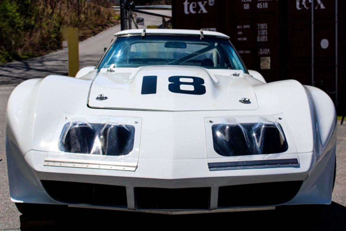 Thompson/Yenko Corvette in 2020. Photo - Saratoga Automobile Museum)