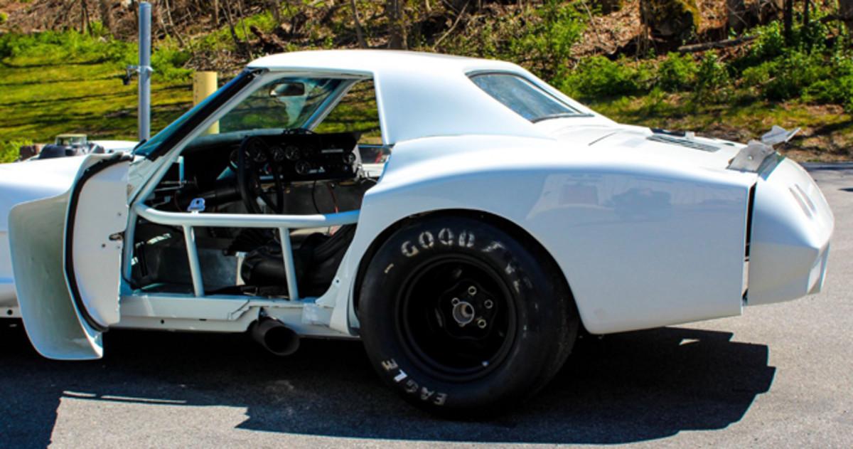 Thompson/Yenko Corvette in 2020. Photo - Saratoga Automobile Museum