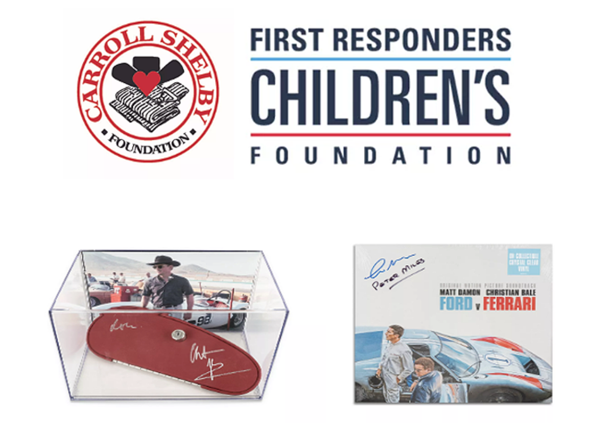Carroll Shelby Foundation First Responders
