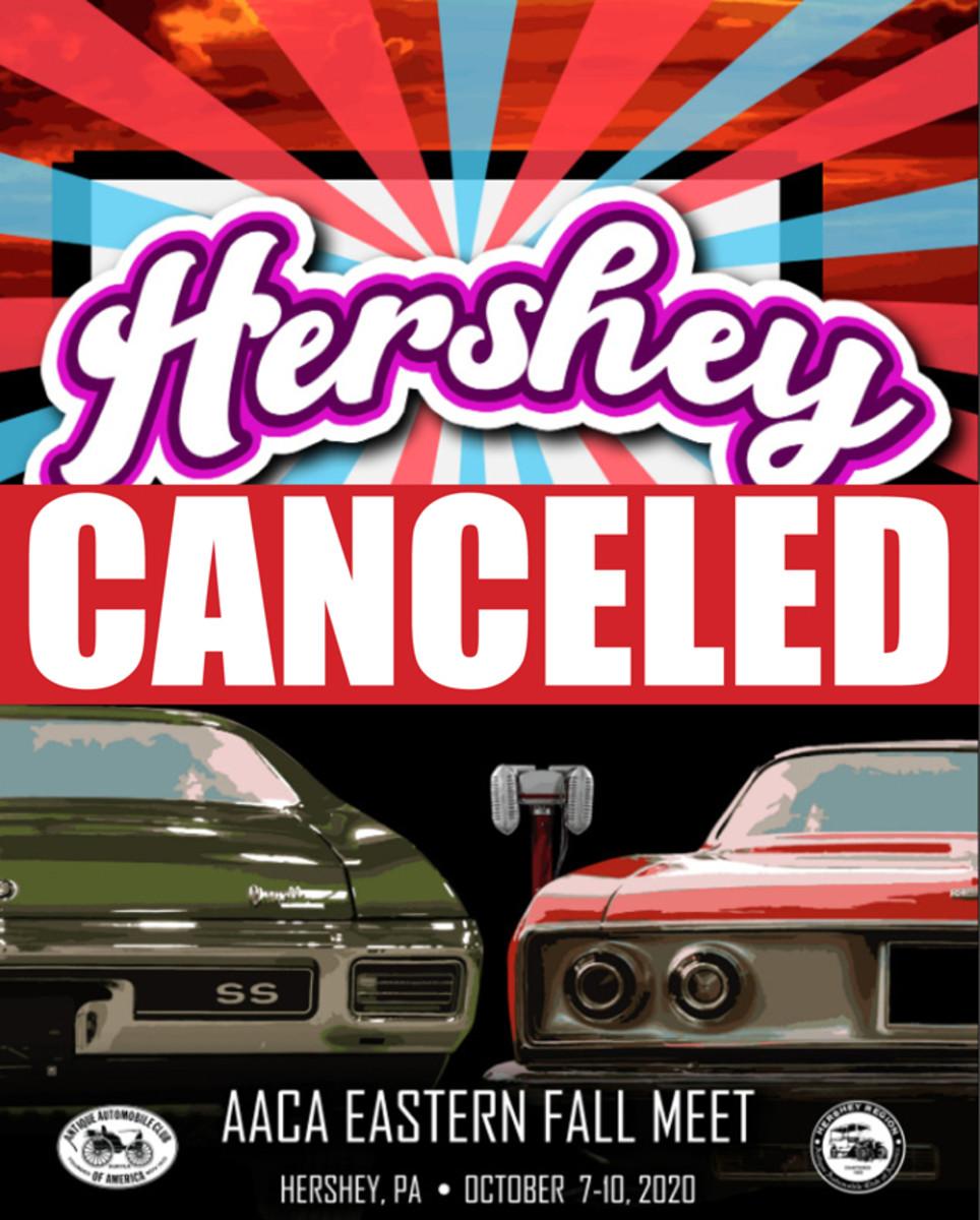 Hershey Canceled