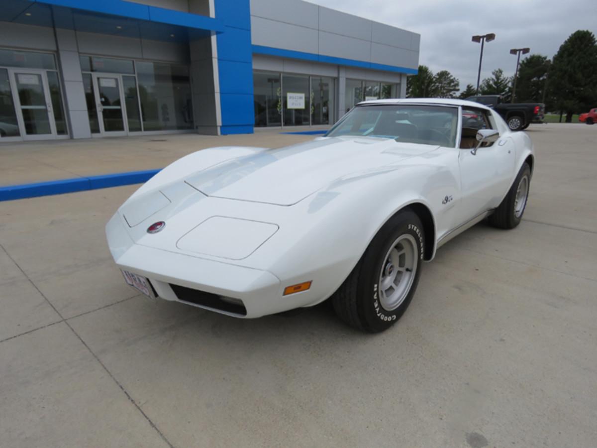 1974 Chevrolet Corvette MSO