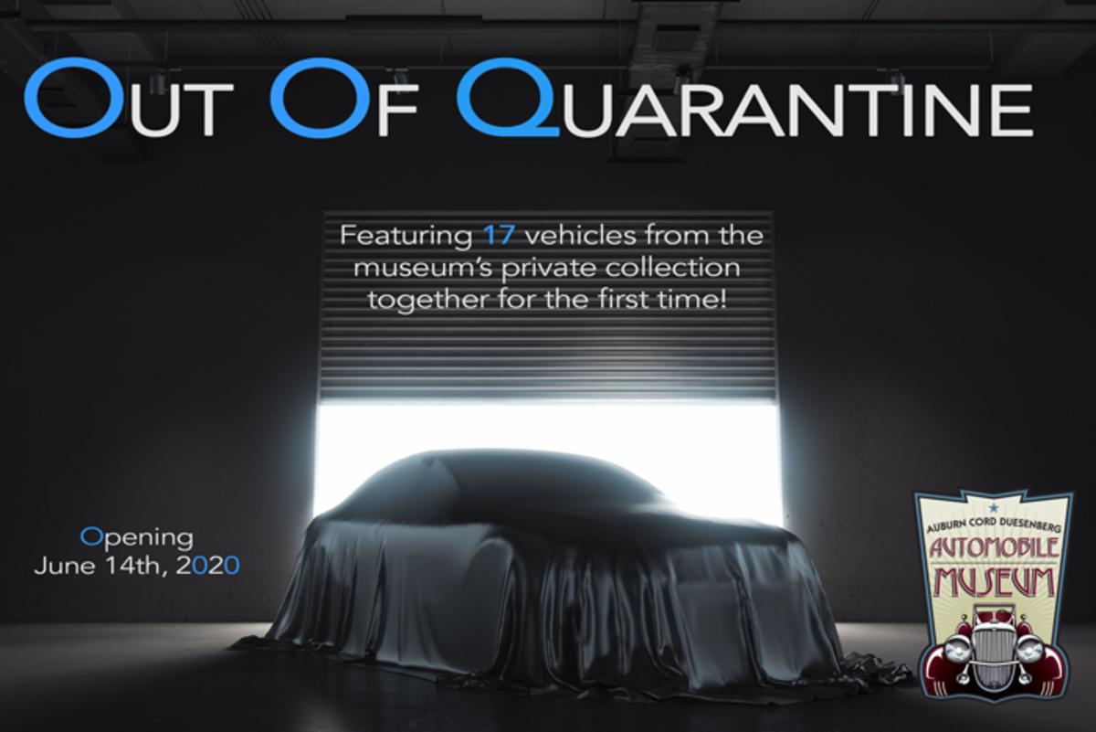 Out Of Quarantine Exhibit_Graphic Promo