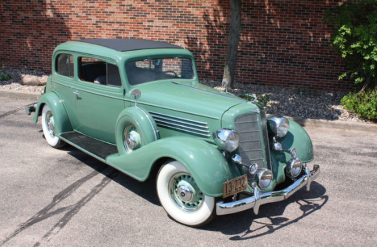 Car of the Week: 1934 Buick Victoria coupe - Old Cars Weekly