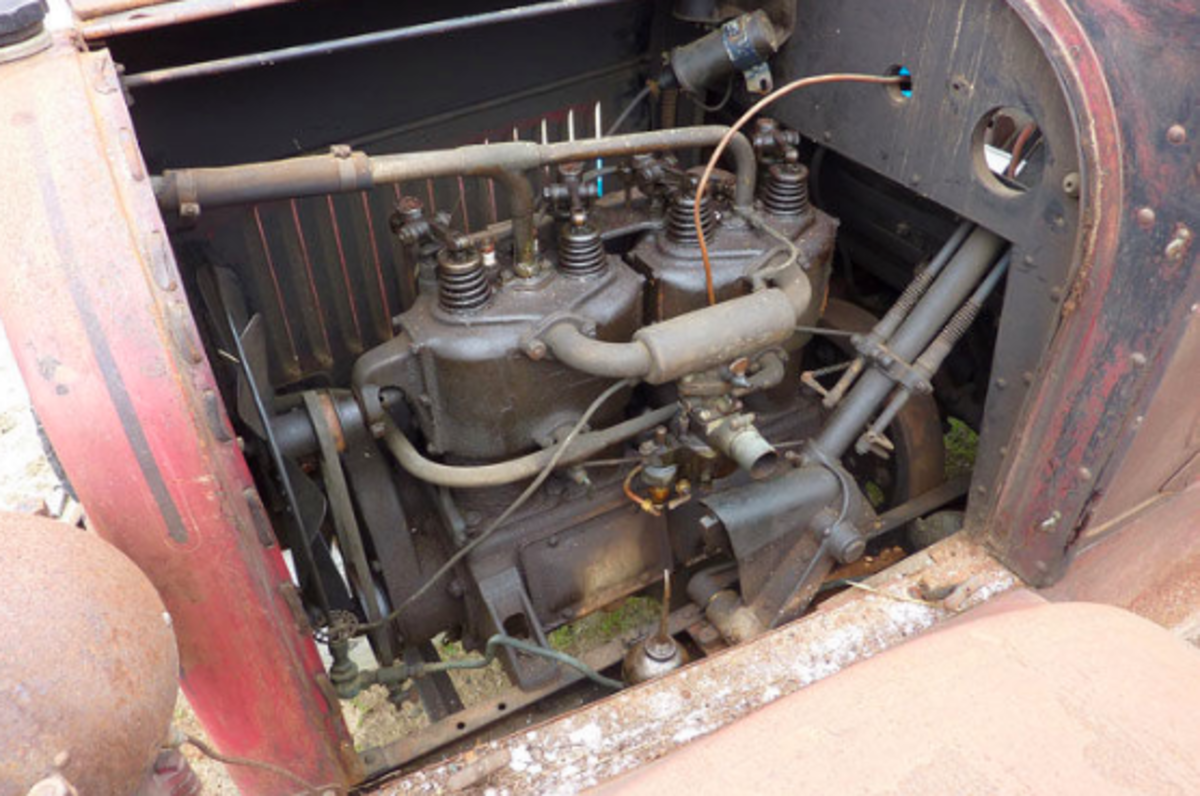 Reo engine