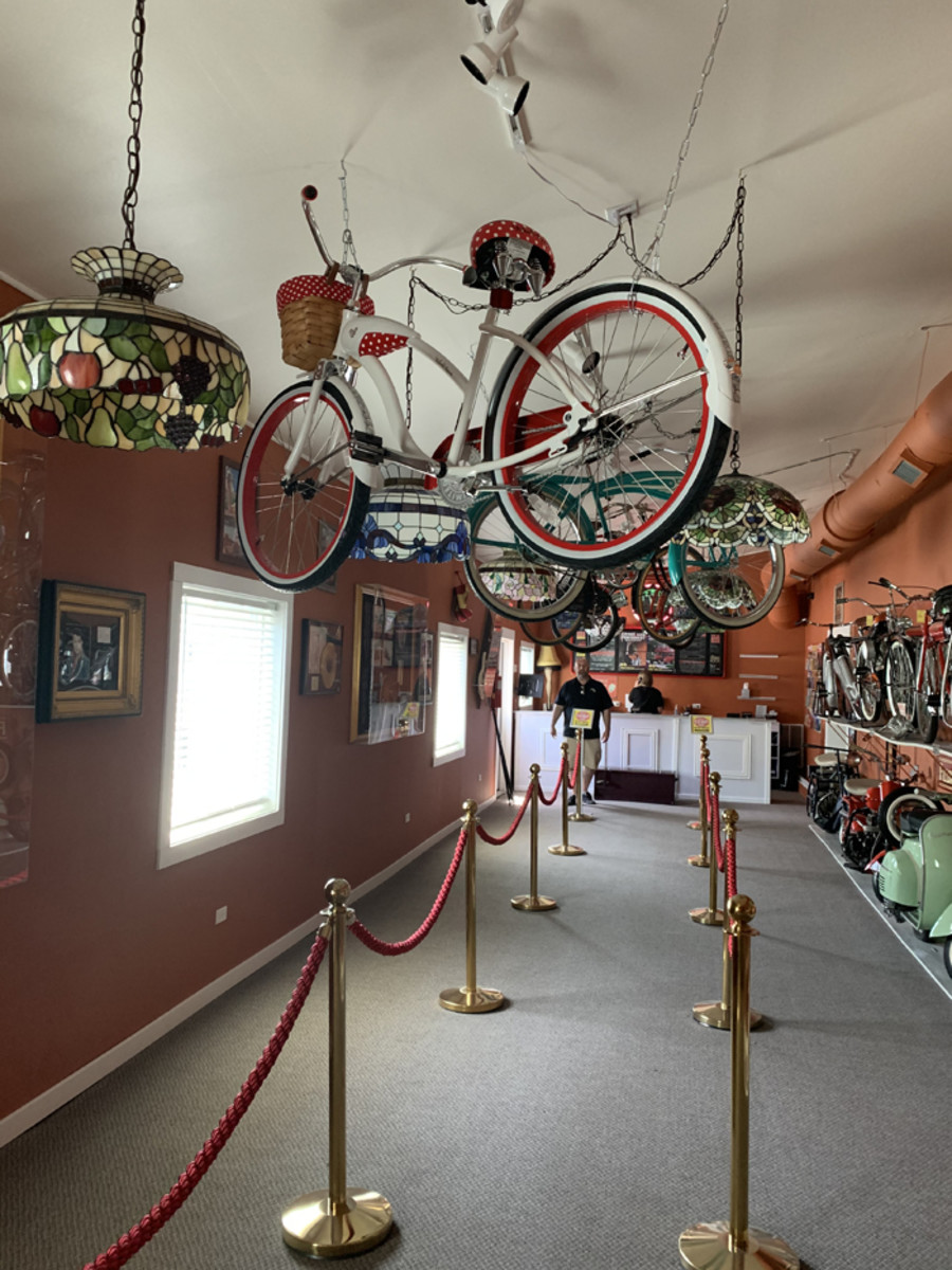 Volo Auto Museum crews have constructed a new entry way to stem wait times on busier days for when the museum at 27582 Volo Village Road reopens. Owners have elected not to reopen under current Phase 4 restrictions, and instead are focusing on museum improvements.