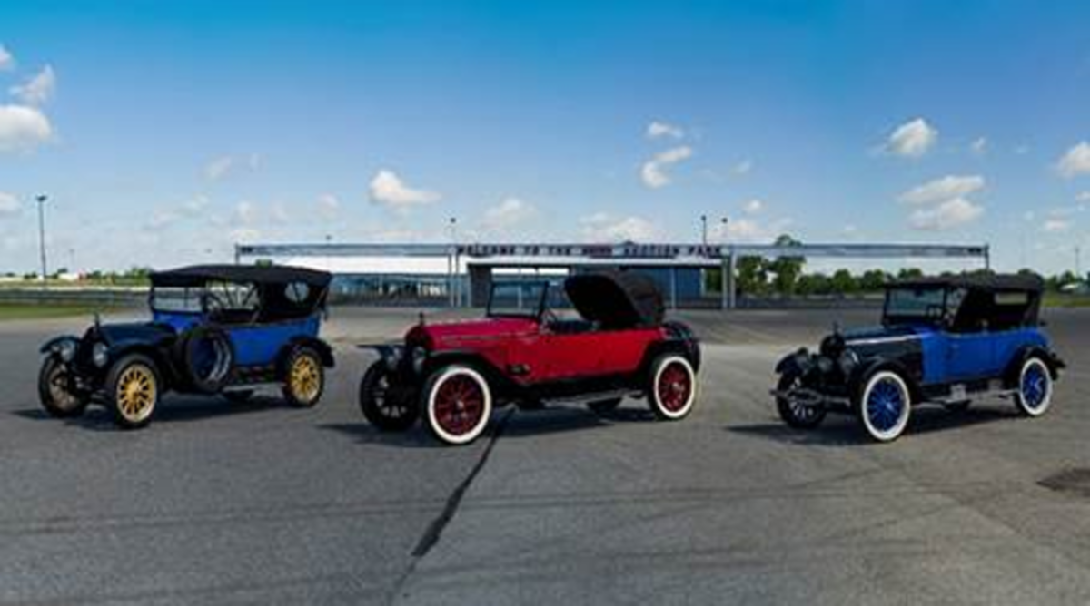 A trio of American classics offered from the Walter Miller Estate