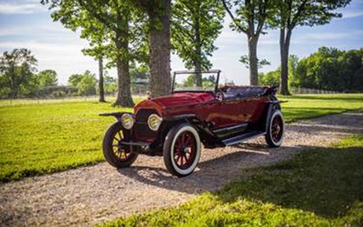 1919 Cadillac Type 57 by Brewster