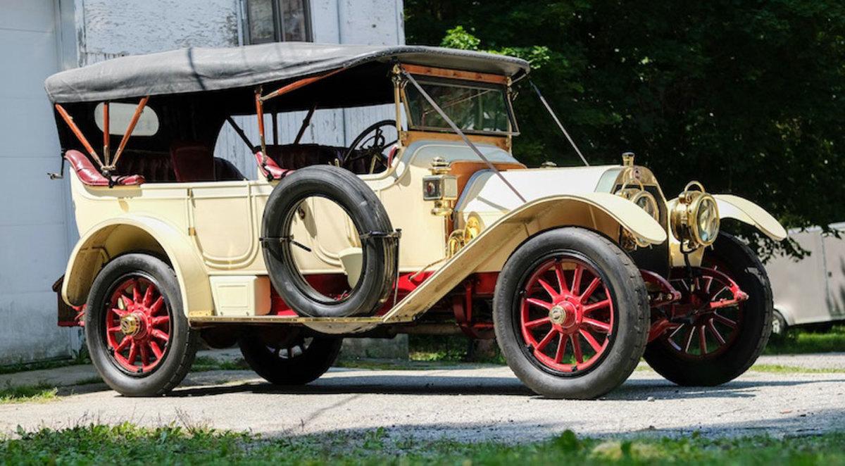 1913 Alco Five-Passenger Touring Car