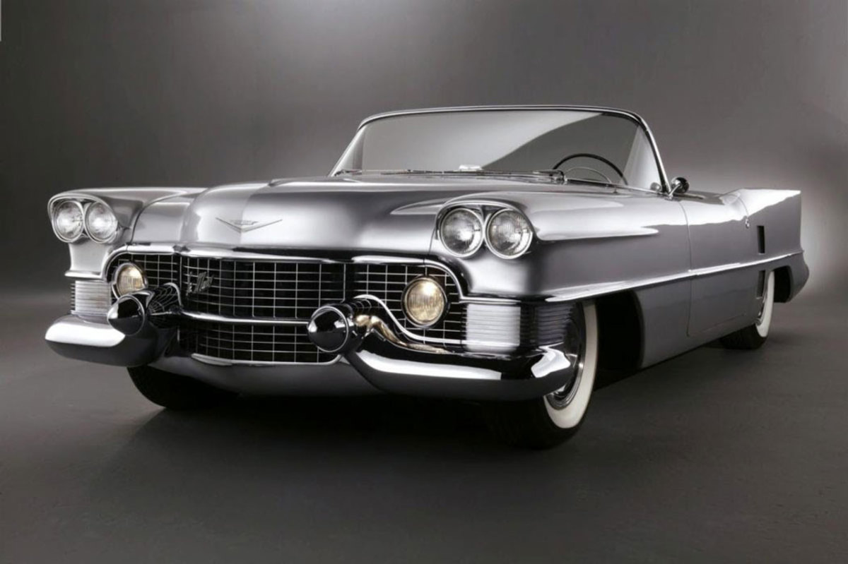 There will be multiple Motorama GM concepts making their way to Chattanooga on October 15-17.