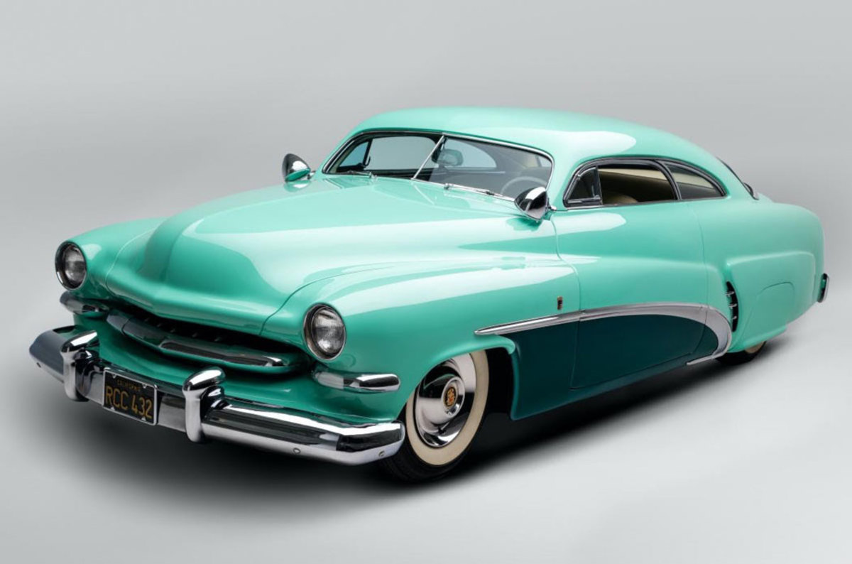 The iconic custom Hirohata Mercury