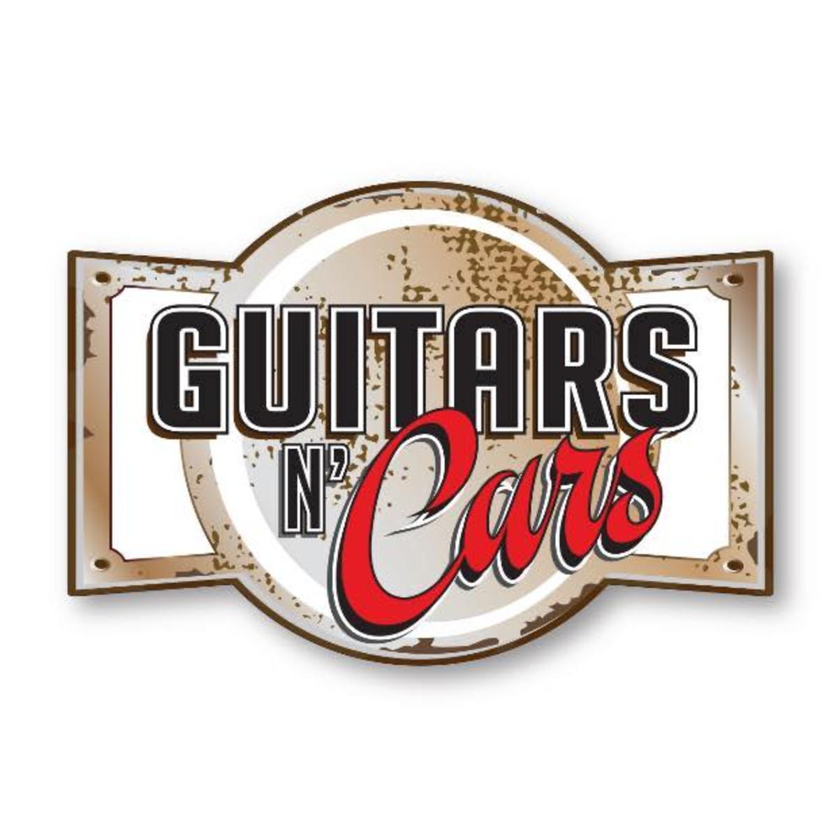 Guitars N Cars Logo