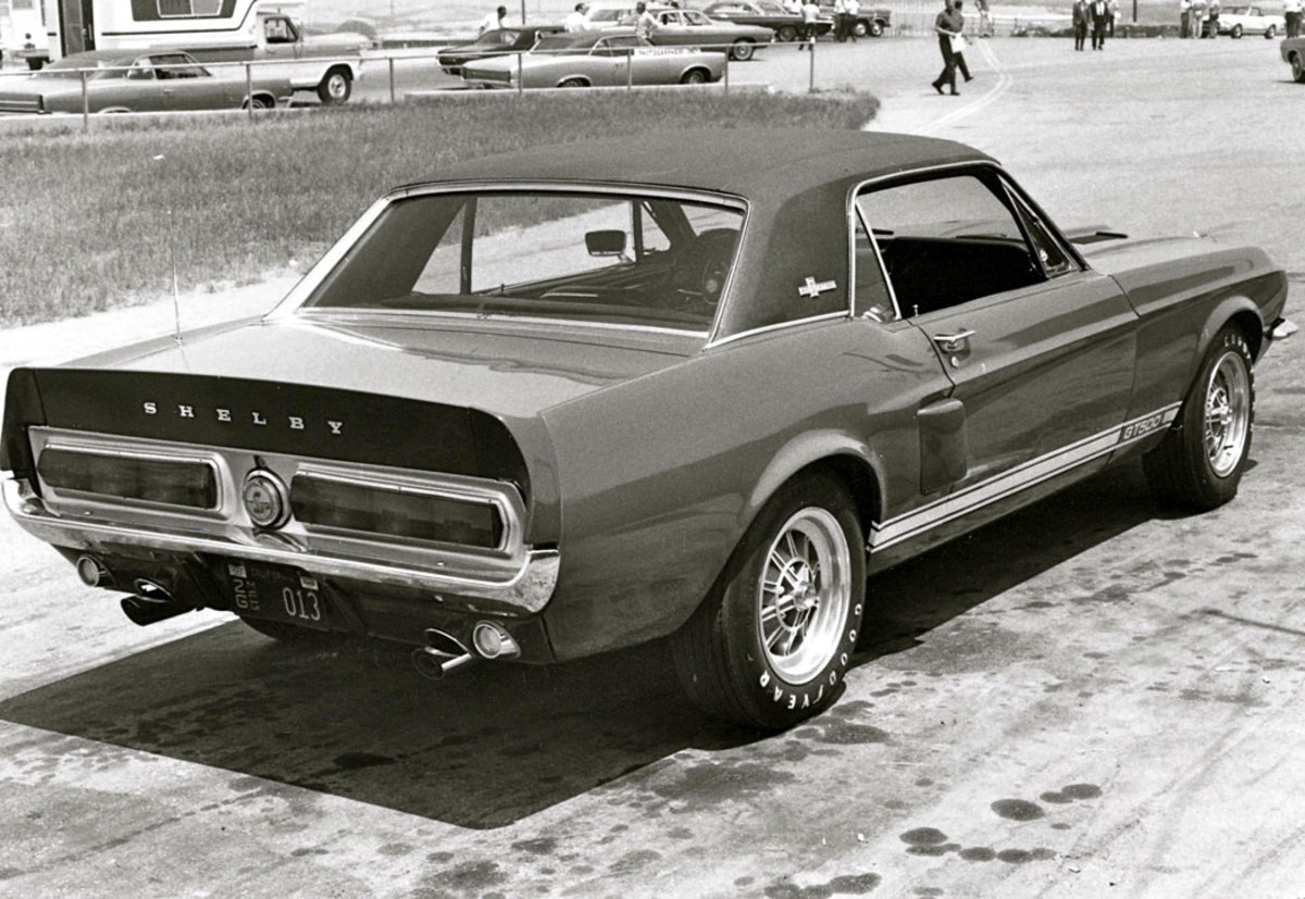 '67 Shelby G.T. 500 Coupe (s/n #0131)