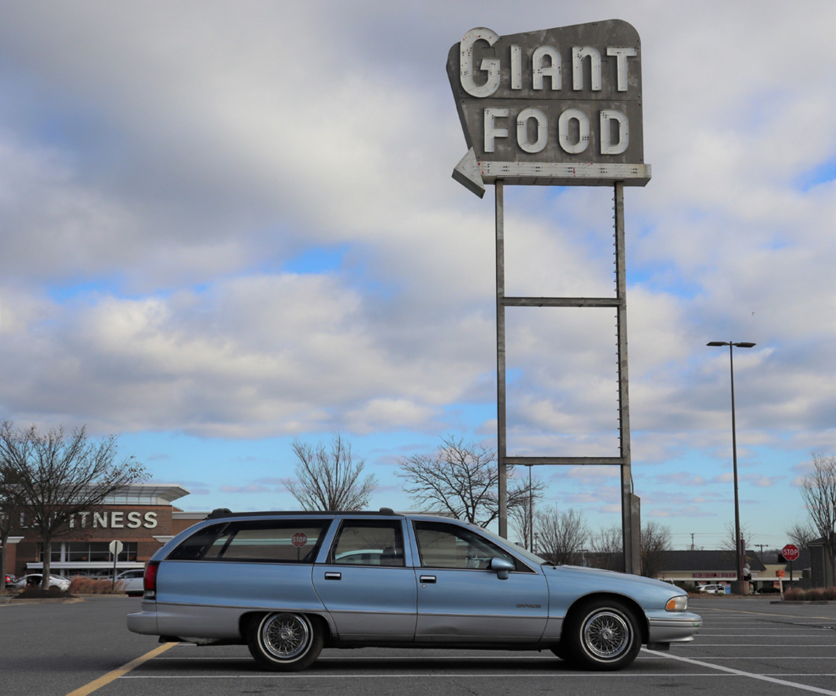 "The quintessential ""Grocery Getter"""