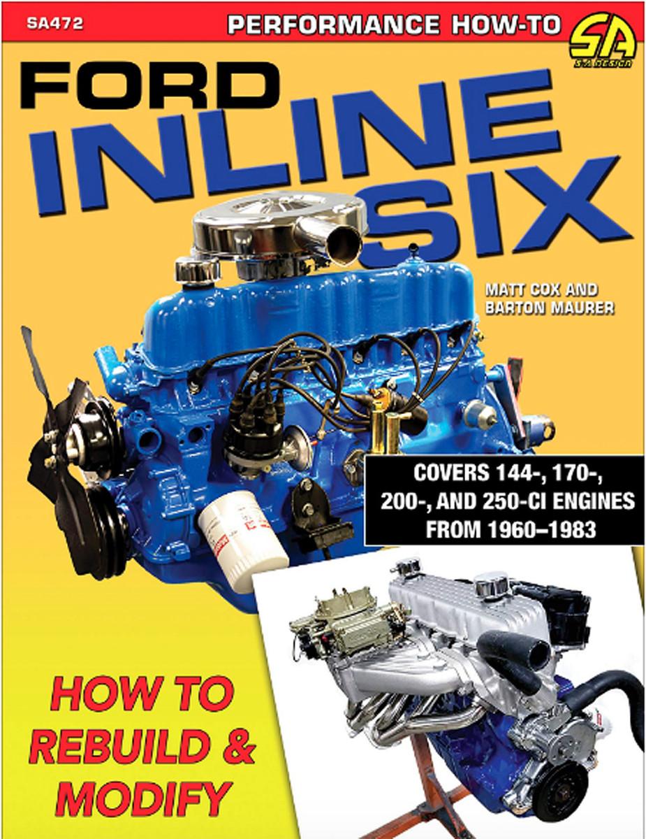 Ford Inline 6 Rebuild