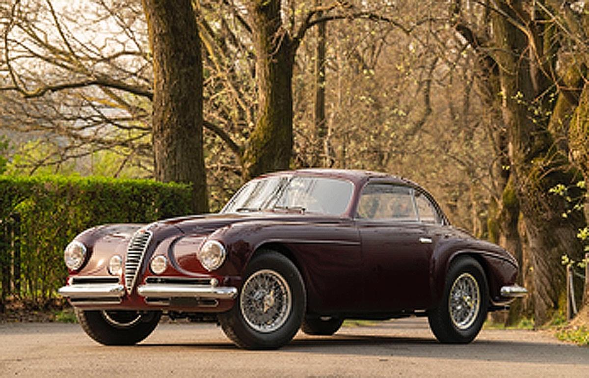 1951 Alfa Romeo 6C 2500 Super Sport 'Villa d'Este'