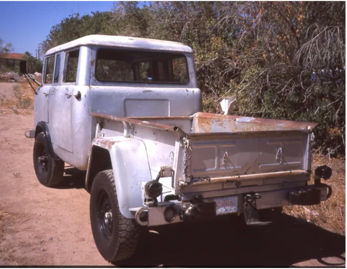 Jesse Ybarra's 1965 M677