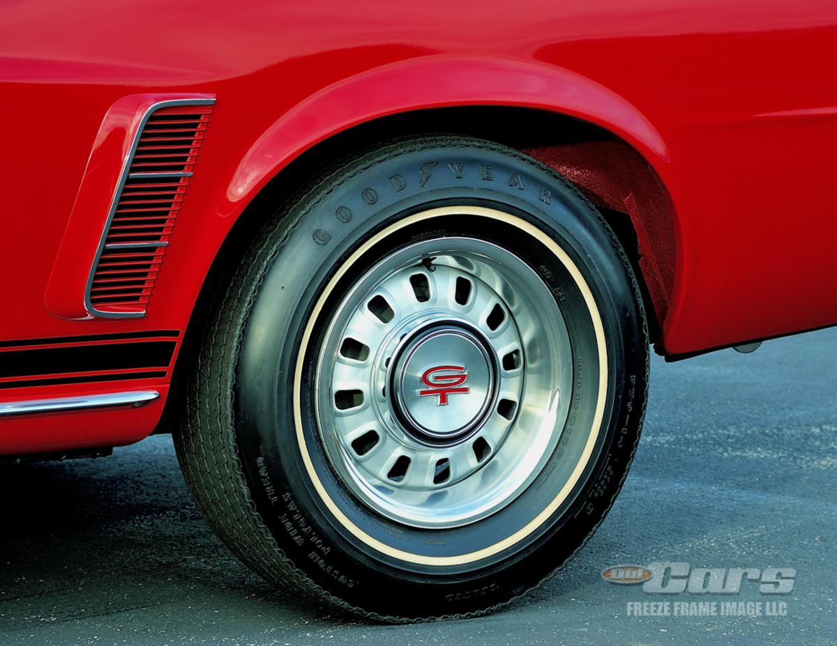 1969 Mustang GT R-Code 428 CJ Convertible A058