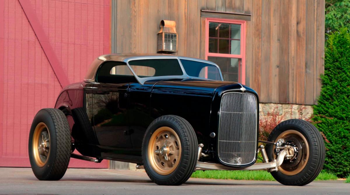 1932 Ford Hi-Boy Street Rod 'Triple Nickel'