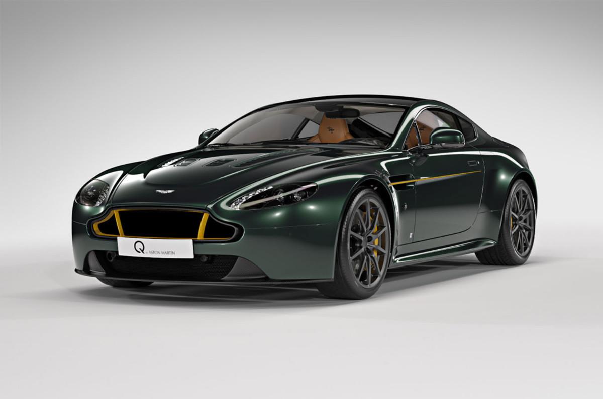 Aston Martin V12 Vantage S Spitfire edition