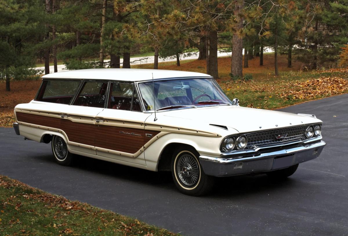 Wagon Ford