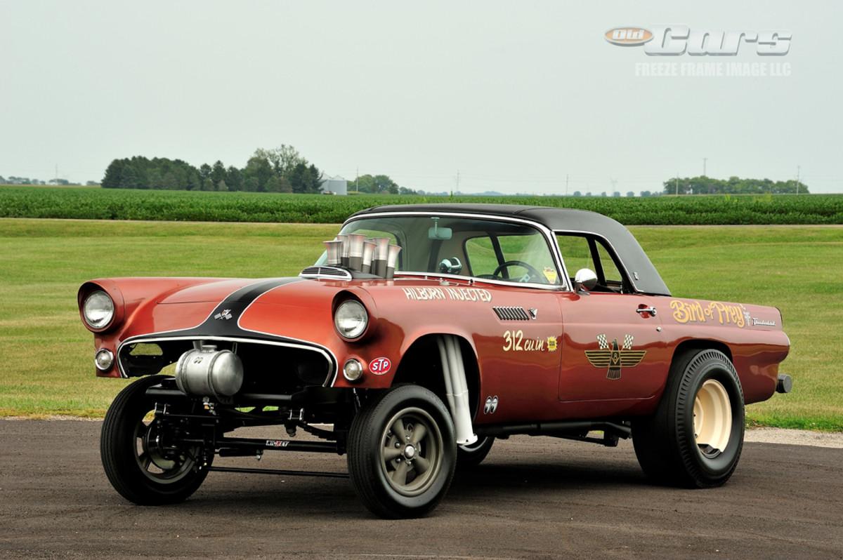 1955 Thunderbird Gasser A006