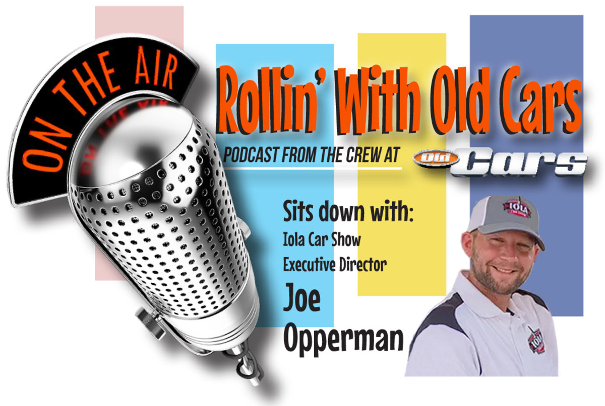 Joe Opperman Podcast image