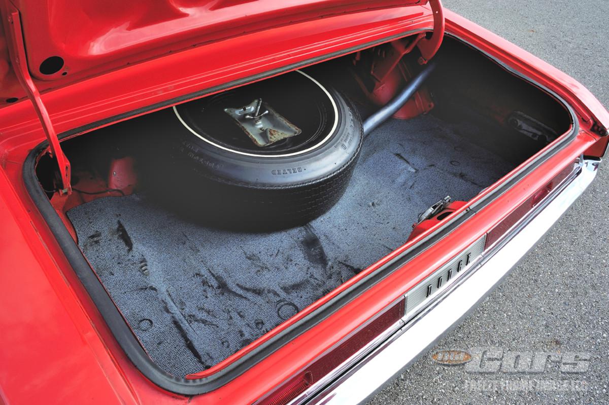 1970 Dodge Challenger RT 440 Six Pack A307