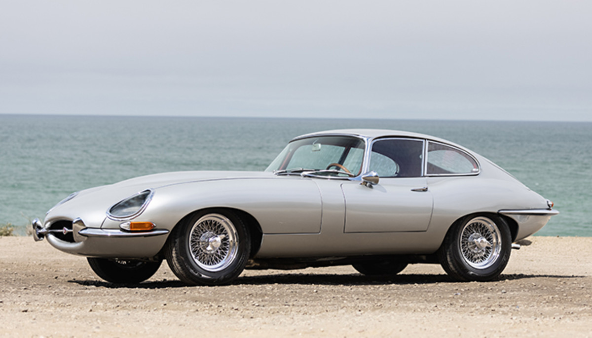 1964 Jaguar E-Type Series I 3.8-Litre Coupe