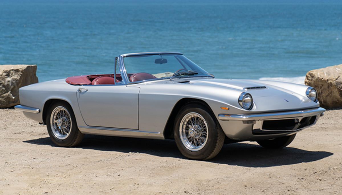 1965 Maserati Mistral Spider