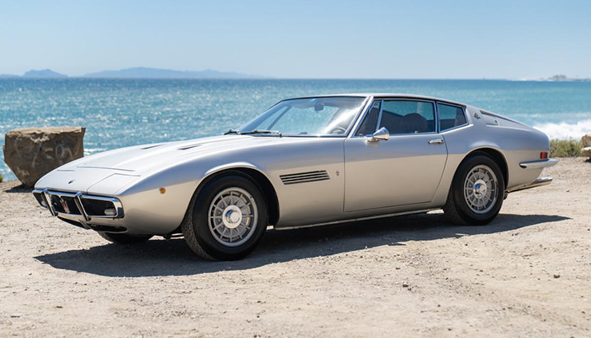1973 Maserati Ghibli 4.9 SS Coupe