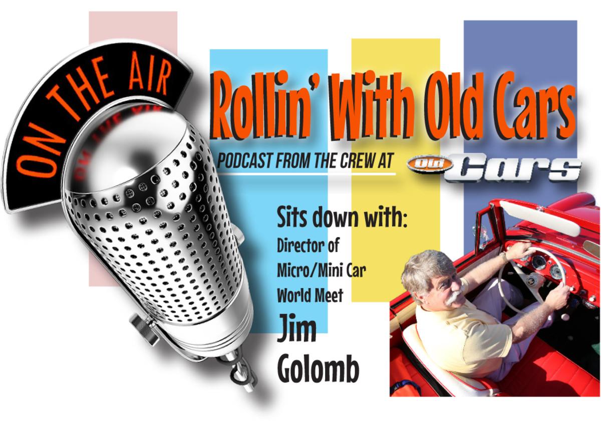 Jim Golomb Online