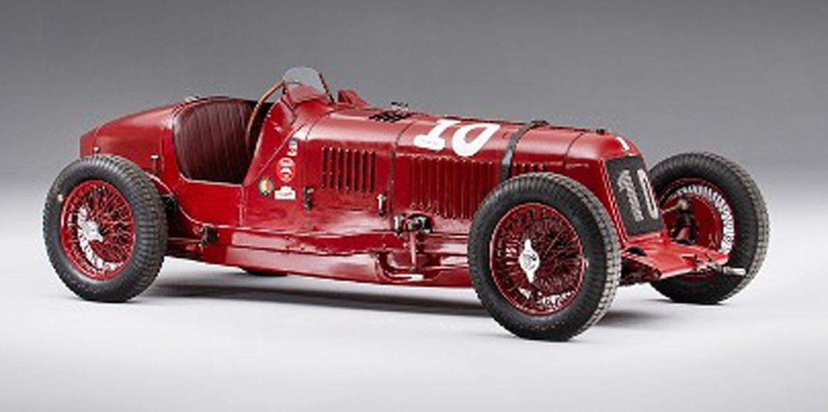 1928 Maserati Tipo 26B 2.1-Litre Sports, Gran Premio and Formule Libre Racing Two-Seater