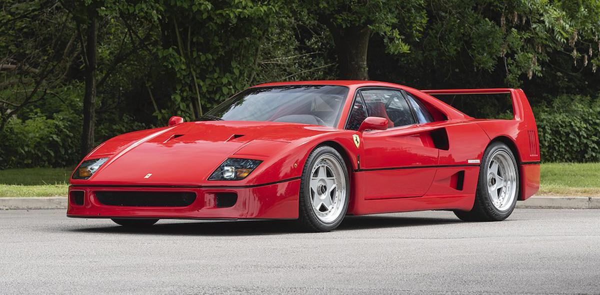 1990 Ferrari F40 Berlinetta