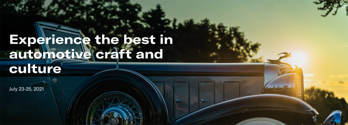CLICK HERE TO FIND OUT MORE ABOUT THIS YEAR'S 2021 CONCOURS D'ELEGANCE OF AMERICA