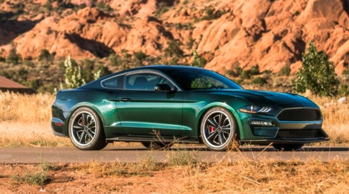 2019 Ford Mustang Steve McQueen Bullitt Number 001 to be Auctioned off at Russo and Steele