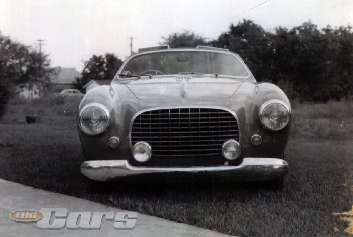 Here is a picture as the car was whenRay Utter, Sr. brought it home.