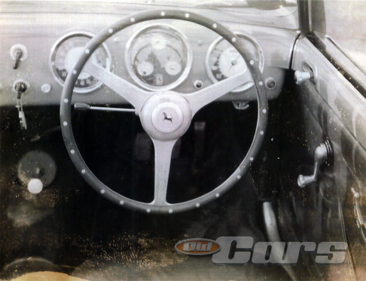 Classic styling from Ferrari