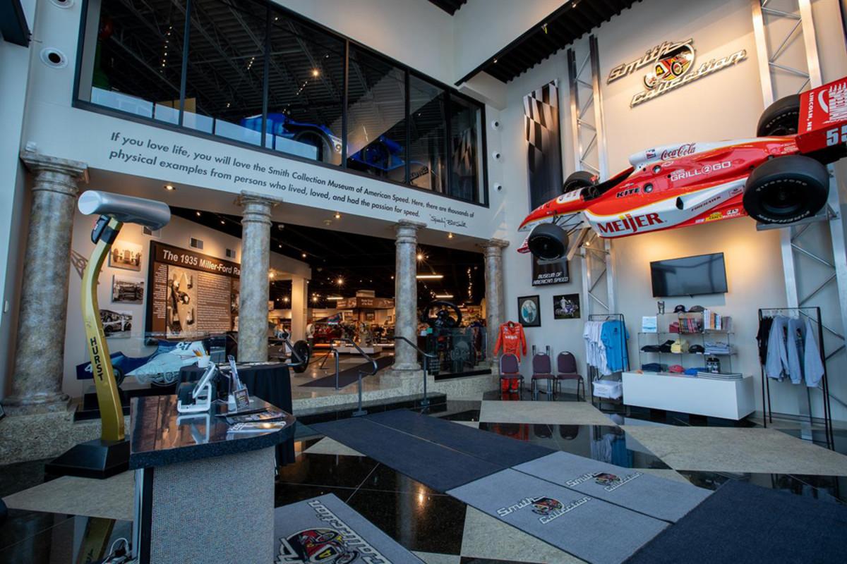 Speedway Motors Museum of American Speed