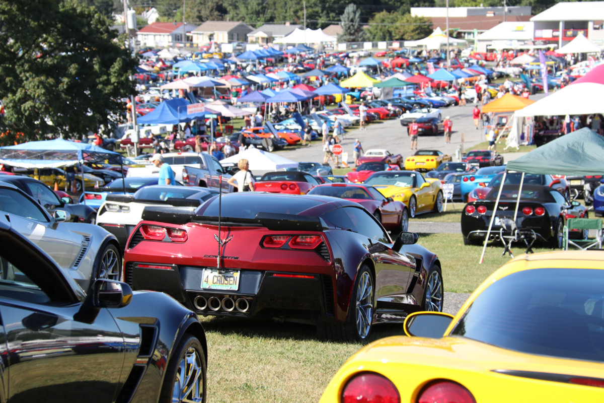 Love Corvettes? Corvettes at Carlisle is the place to be August 26-28, 2021.