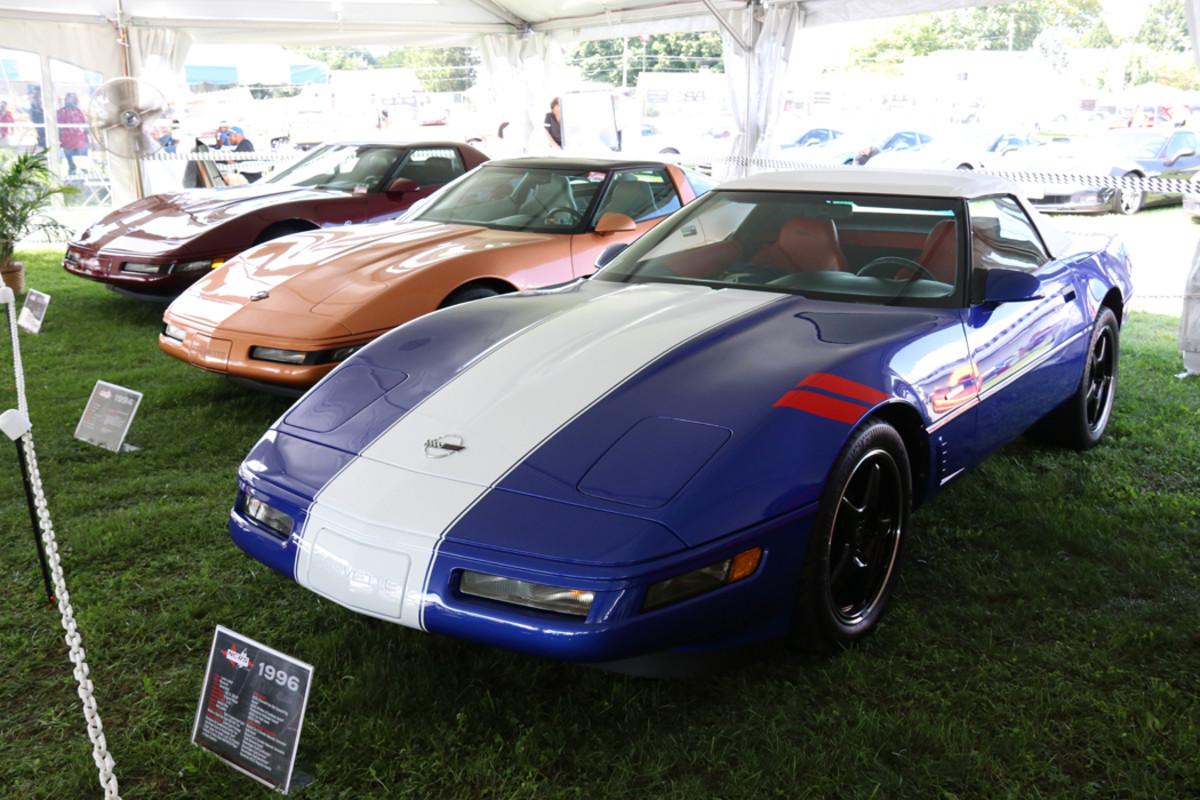 Check out Corvette history