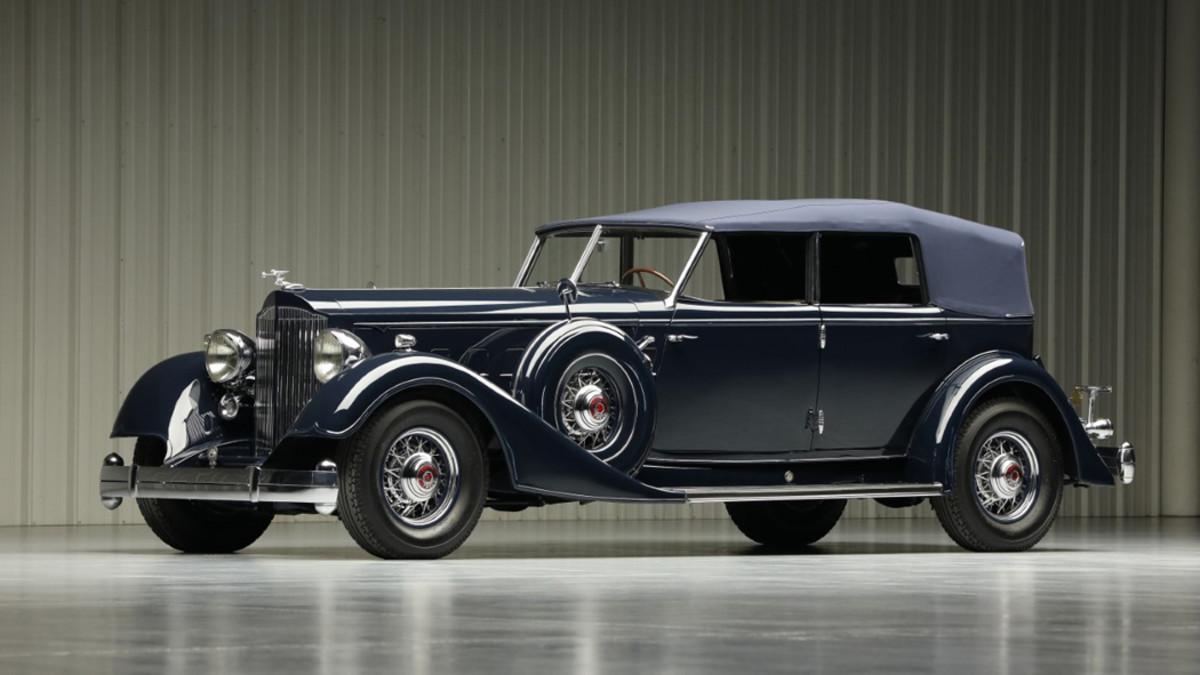 1934 Packard Twelve Individual Custom