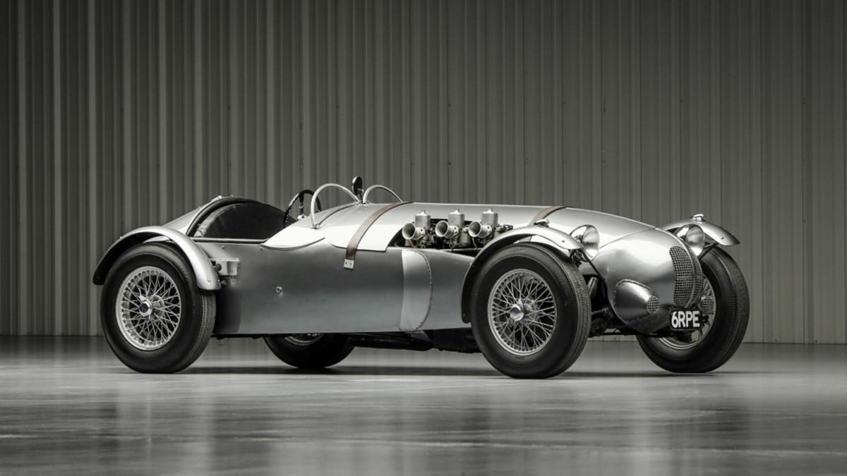 1960 Omega Jaguar
