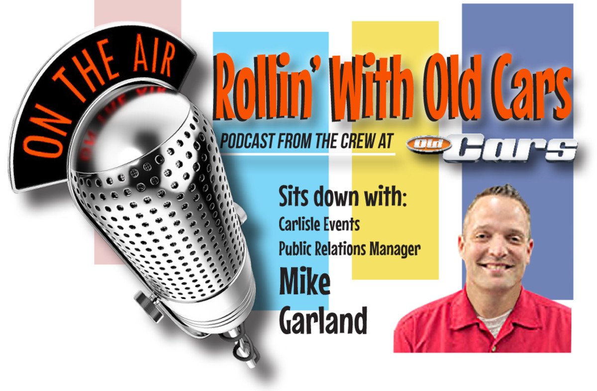 Mike Garland Podcast