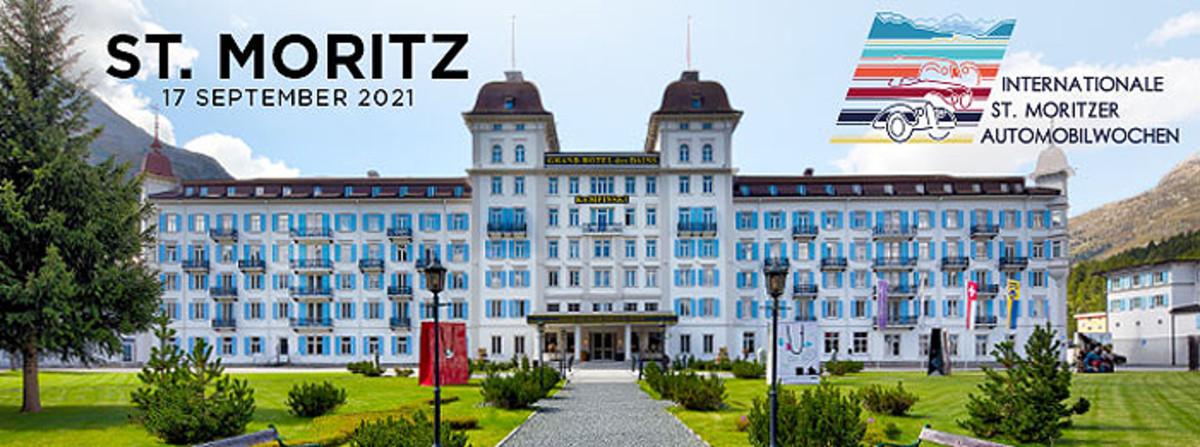 St. Moritz Facade